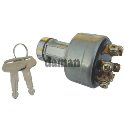 Ignition switch used for Komatsu 08086-10000